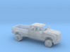 1/87 2011-16 Ford F Series Ext Cab Dually Bed Kit 3d printed