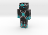 lb007lp | Minecraft toy 3d printed