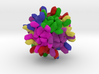 Penaeus vannamei Nodavirus 3d printed