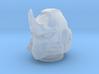 Marine_mkRhino_helmet 3d printed