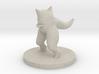 DnD biped creature 3d printed