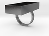 Lines RIng 3d printed