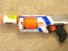Modulus Barrel Adapter for Nerf StrongArm 3d printed