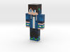 Eystreem   Minecraft toy 3d printed
