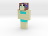download | Minecraft toy 3d printed