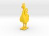 Chicken figure (scrollsaw/bandsaw) 3d printed