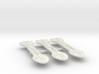 Rigellian (RPSA) Light Cruiser Datagroup (sprued) 3d printed