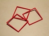 Interlocking Square Bracelets Small 3d printed