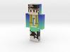 ROCKMATH | Minecraft toy 3d printed