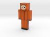 C1ozgon | Minecraft toy 3d printed