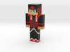 tsunamite_mieux | Minecraft toy 3d printed