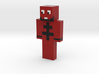 Thunder_Fight | Minecraft toy 3d printed