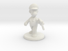 Luigi survivor 1/60 miniature for games and rpg 3d printed