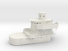 1/48 Superstructure for USS Sims Destroyer 3d printed