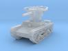 T 26 B Radio Tank 1/285 3d printed