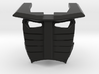 The Destroyer Helmet 3d printed