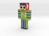8C858C3B-A65A-40DE-8099-874A7D16C2F2 | Minecraft t 3d printed