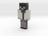 redstonermoves | Minecraft toy 3d printed
