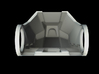 Iron Man Boot (Toe with sole) Part 2 of 4 3d printed CG Render (Interior)