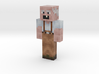 horstflock | Minecraft toy 3d printed