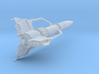 Miniature Thunderbird 3 New Generation - 15cm 3d printed