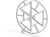 TriHazard Charm 3d printed
