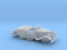 1:76 Citroen Traction Roadster 1934 3d printed