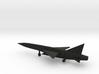 Republic XF-103 Thunderwarrior 3d printed