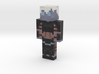 silver735   Minecraft toy 3d printed