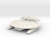 Federation Wilson Class AII refit  BattleCruiser 3d printed
