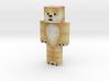 MACHINE | Minecraft toy 3d printed