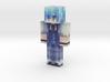 Nagisa__Kun | Minecraft toy 3d printed