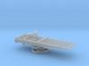 1/48 21in Quadruple Torpedo Tubes Closed 3d printed