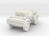 Daimler Dingo mk2 (closed) 1/100 3d printed