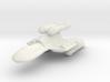 3125 Scale Romulan FlameHawk Mauler MGL 3d printed