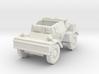 Daimler Dingo mk2 (open) 1/87 3d printed