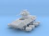 BTR-90 (GAZ-5923) APC scale: 1:144 3d printed