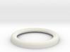 1:1 Apollo RCS Nozzle Attach Nut 02 3d printed