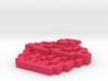 Pixel Art  - Cupcake 3d printed