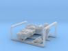 600_Liddesdale_Sprue_Deckhouses 3d printed