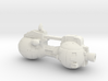 Mix and Matched Ship 3d printed