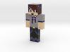 Tomy3669   Minecraft toy 3d printed