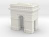 Arc de Triomphe 1/500 3d printed