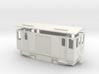 AD1c diesel cargo railcar / Automotrice cargo 3d printed