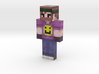 00Snek | Minecraft toy 3d printed