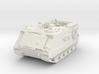 M106 A1 Mortar (open) 1/100 3d printed