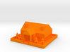 [1DAY_1CAD] HOUSE 3d printed