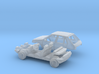 Peugeot 205 5-Türer (N 1:160) 3d printed