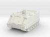 M113 A1 (closed) 1/72 3d printed