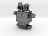 Microclone Megatron Ratchet Torso 3d printed